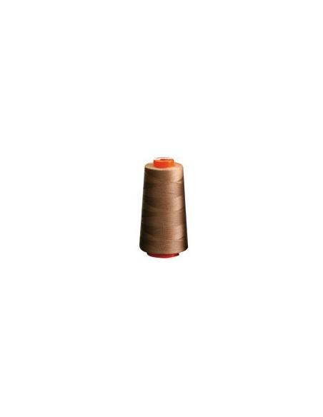 Fil à coudre BELFIL 80 Polyester beige Cone de 5000m