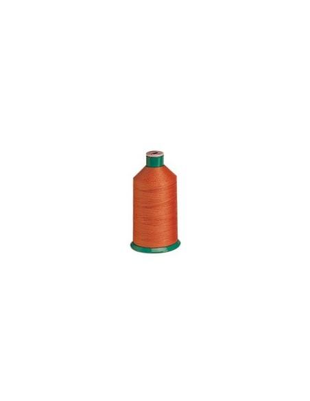 Fil à coudre SERAFIL 20 orange - Cône de 2500m