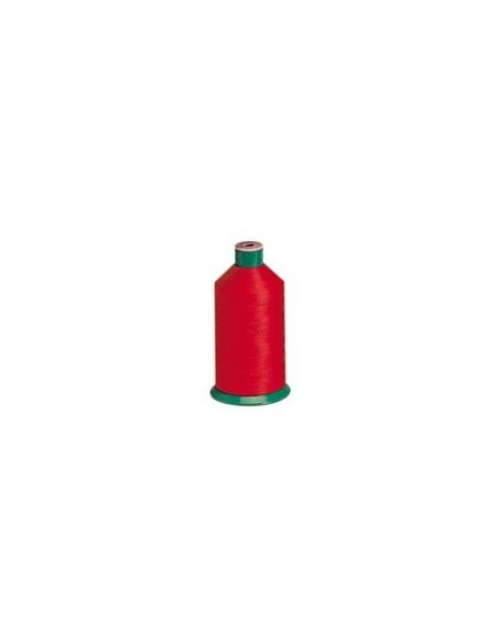 Fil à coudre SERAFIL 20 rouge - Cône de 2500m