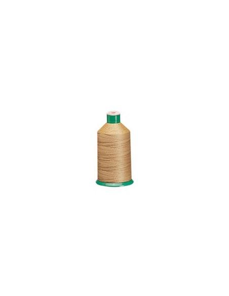Fil à coudre SERAFIL 20 sable 261, cône de 2500 ml
