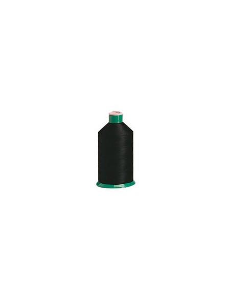 Fil à coudre SERAFIL 15 noir - Cône de 1600m