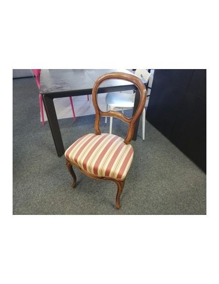 Déstockage Chaise Louis Philippe