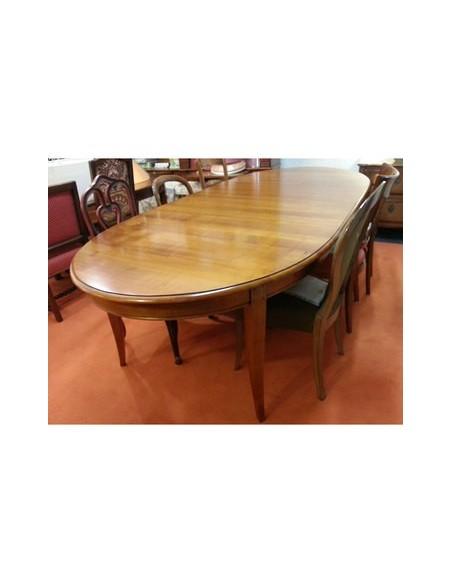 Déstockage Table ovale directoire