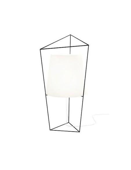 Déstockage Lampe de table Tatu noire