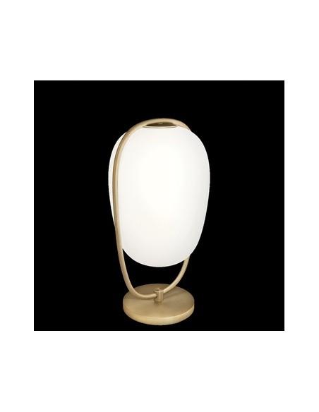 Déstockage Lampe de table Lanna' laiton