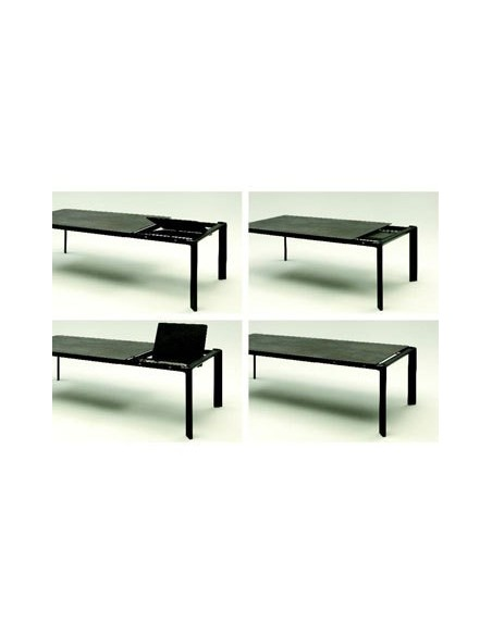 Table extensible céramique 595 Class 160(220)x90 h 74 cm dexo