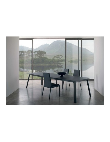 Table de repas extensible en céramique Albatros 180x100cm