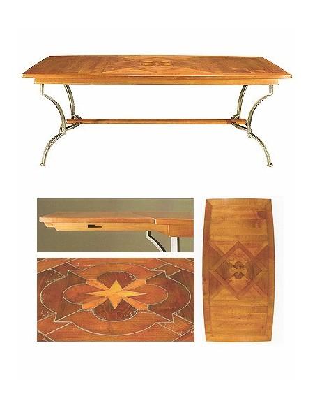 Table rectangulaire saint-suliac