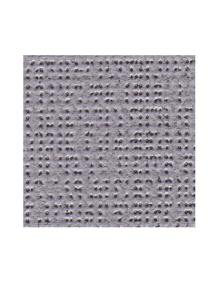 Textile micro-aéré pour protection solaire Soltis 92 métal martelé M1