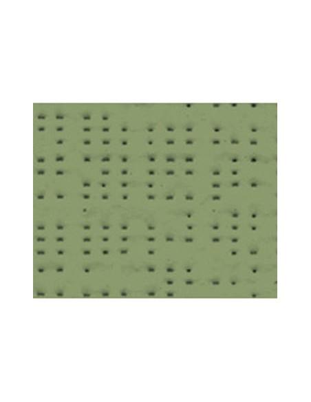 Textile micro-aéré pour protection solaire Soltis 92 vert mousse M1