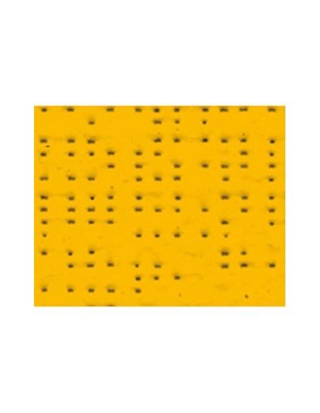 Textile micro-aéré pour protection solaire Soltis 92 bouton d'or M1