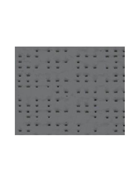 Textile micro-aéré pour protection solaire Soltis 92 béton M1