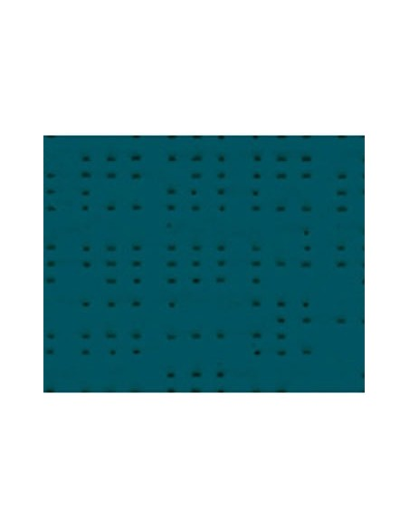 Textile micro-aéré pour protection solaire Soltis 92 pétrole M1