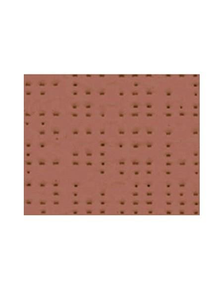 Textile micro-aéré pour protection solaire Soltis 92 tomette M1