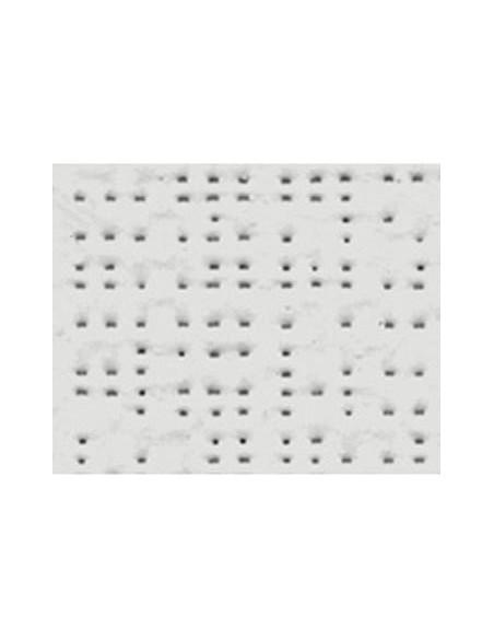 Textile micro-aéré pour protection solaire Soltis 92 nuage M1