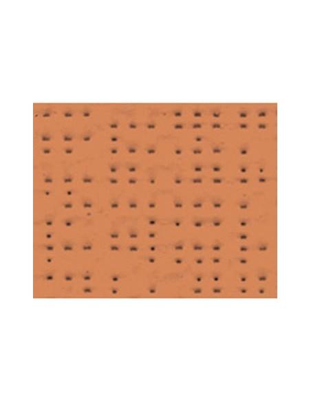 Textile micro-aéré pour protection solaire Soltis 92 cuivre M1