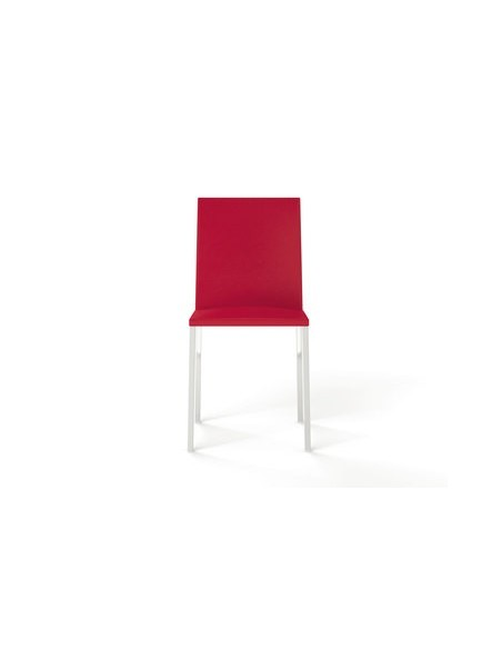 Chaise Stan rouge