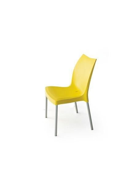 Chaise Tina SI jaune