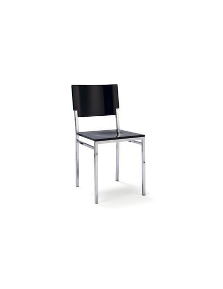 Chaise Valerie noire