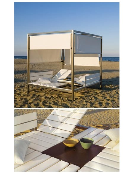 Gazebo pacific dunes, Foppapedretti