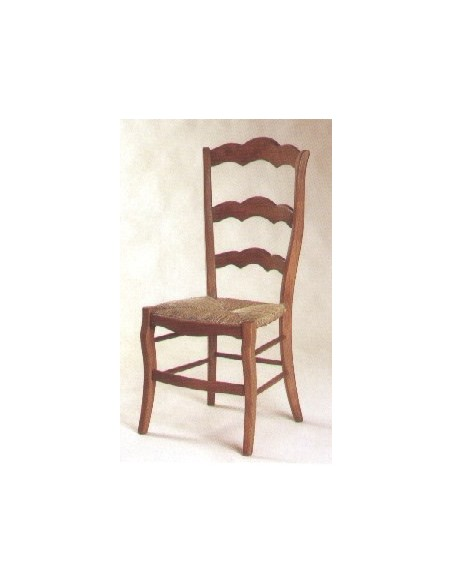 Chaise style directoire a palmette