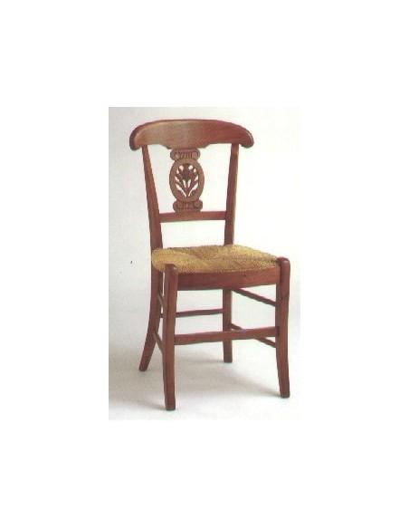 Chaise style directoire a palmette, Jean Gestas