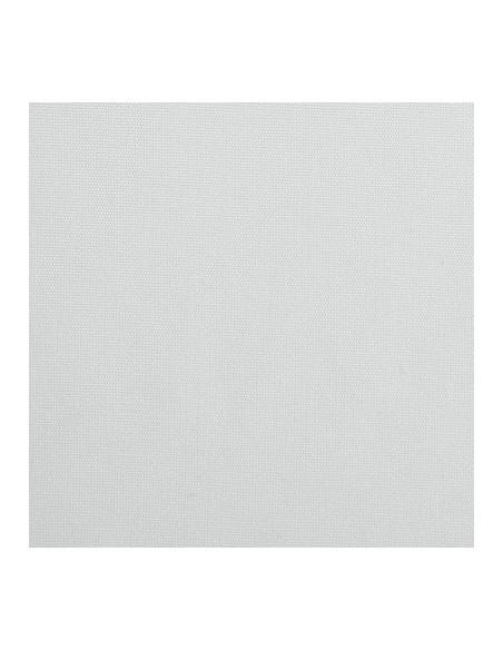 11081 SATINETTE BLACKOUT 150CM M1BLANCHE (Roulé au large) (89220)