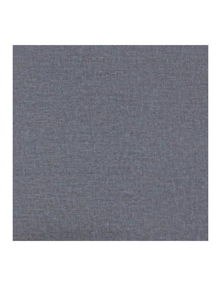14001 TOILE JACONAS 150G/M² 150CM GRISE (Dossé plié) (89204)