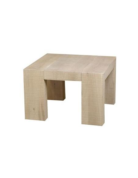 Table basse 60x60 PALMA
