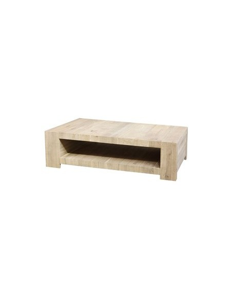 Table basse avec plateau PALMA