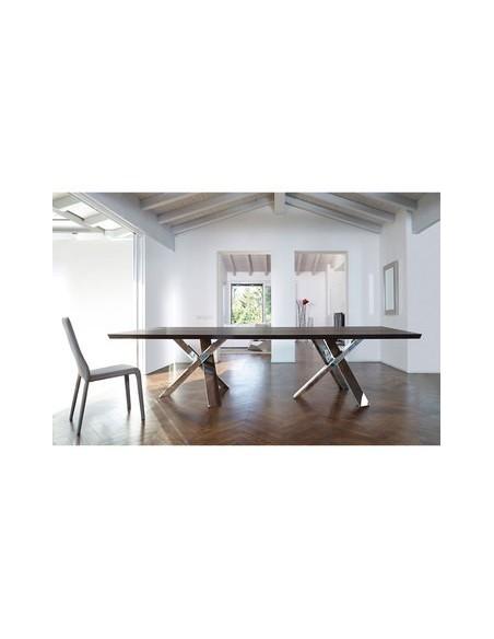 Table Twins Resort plateau en bois Antonello Italia 2018