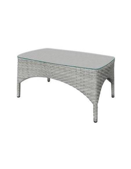 Table basse 90x54 cm Manhattan, structure everest