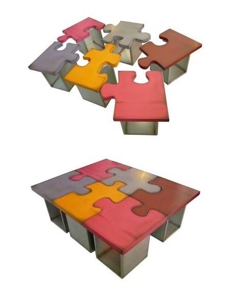 Table basse Puzzle réf. 851