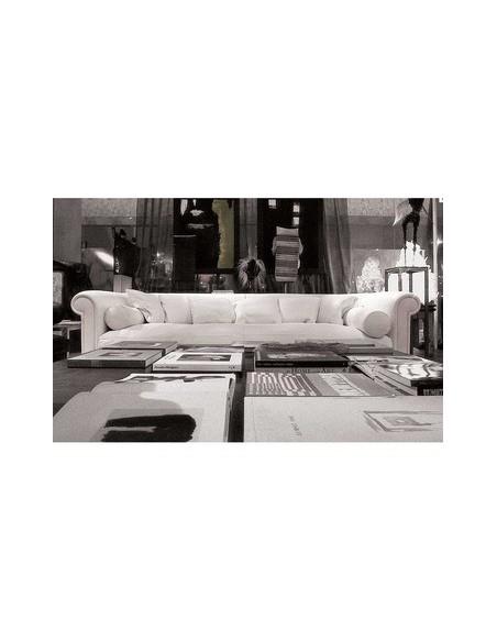 Canapé 3/4 places alfred sofa GM, Baxter
