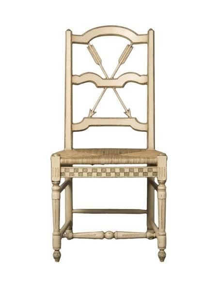 Chaise au carquois l.xvi