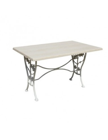 Table rectangulaire Lierre
