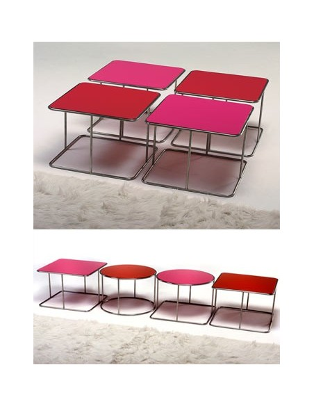 Table basse jolly Giovannetti