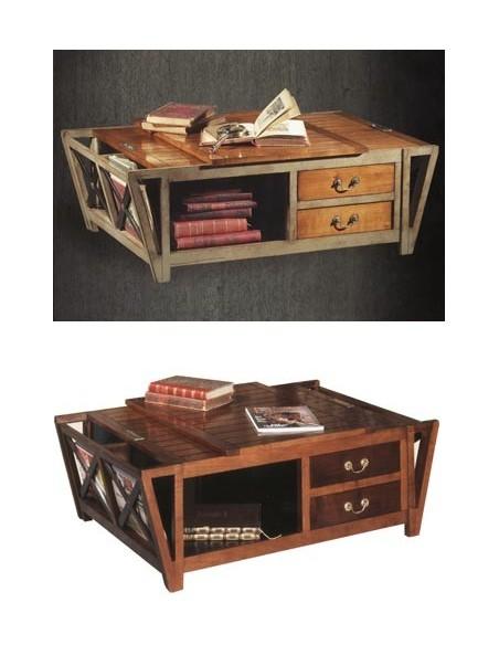 Table basse de libraire, Felix Monge