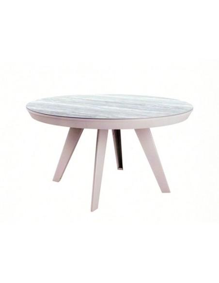 Table ronde céramique Movis diamètre 150cm Danielle Fixe
