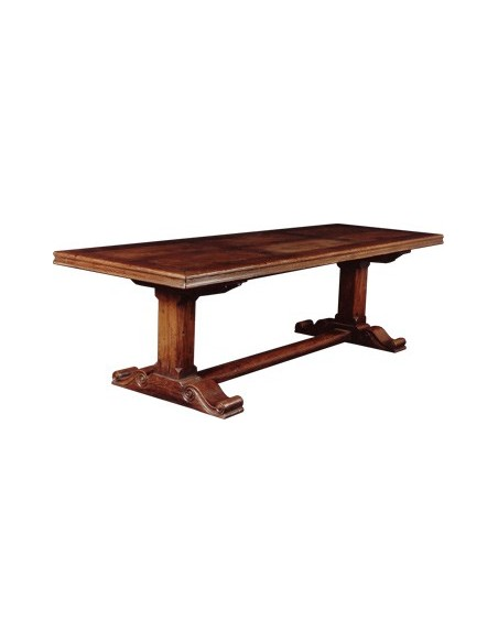 Table rectangulaire Maury, collection tables royales