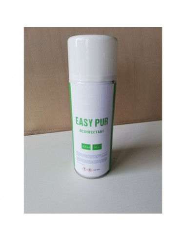 Désinfectant EASY PUR, aérosol 400 ml