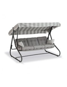 Déstockage Balancelle Maxibed, structure anthracite