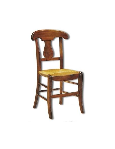 Chaise palmette, la chaiserie landaise