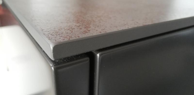 Céramique bords polis